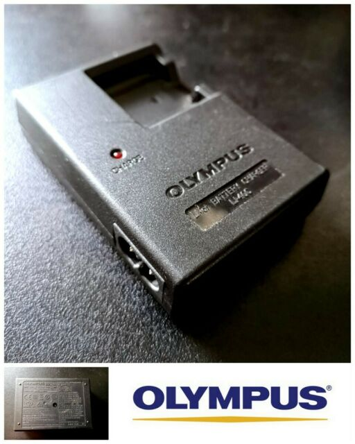 OLYMPUS Digital Camera Li-ion Battery Charger LI-40C 4.2V 200mA