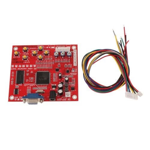 CGA-zu-VGA--Videoausgabekonverter-Arcade-Spielzubehör RGBS