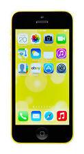 Smartphone  Apple iPhone 5c   - 32GB  -     ohne Simlock  ;      in   GELB !!!