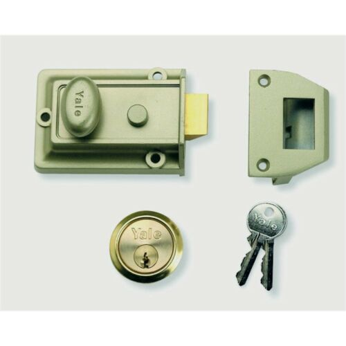 60mm Yale Traditional Nightlatch