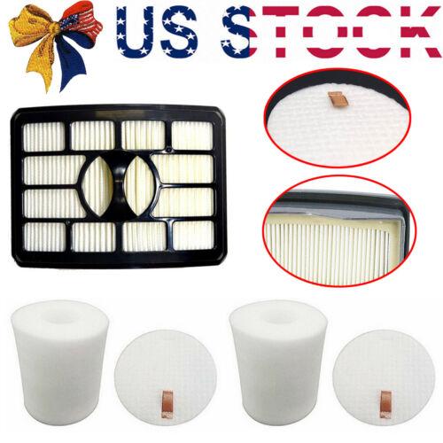 HEPA Filter /& Foam Filter Kit For Shark Rotator Pro Lift-Away NV500 NV501 NV503