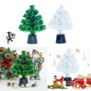 image is loading 30cm usb mini fiber optic christmas tree home
