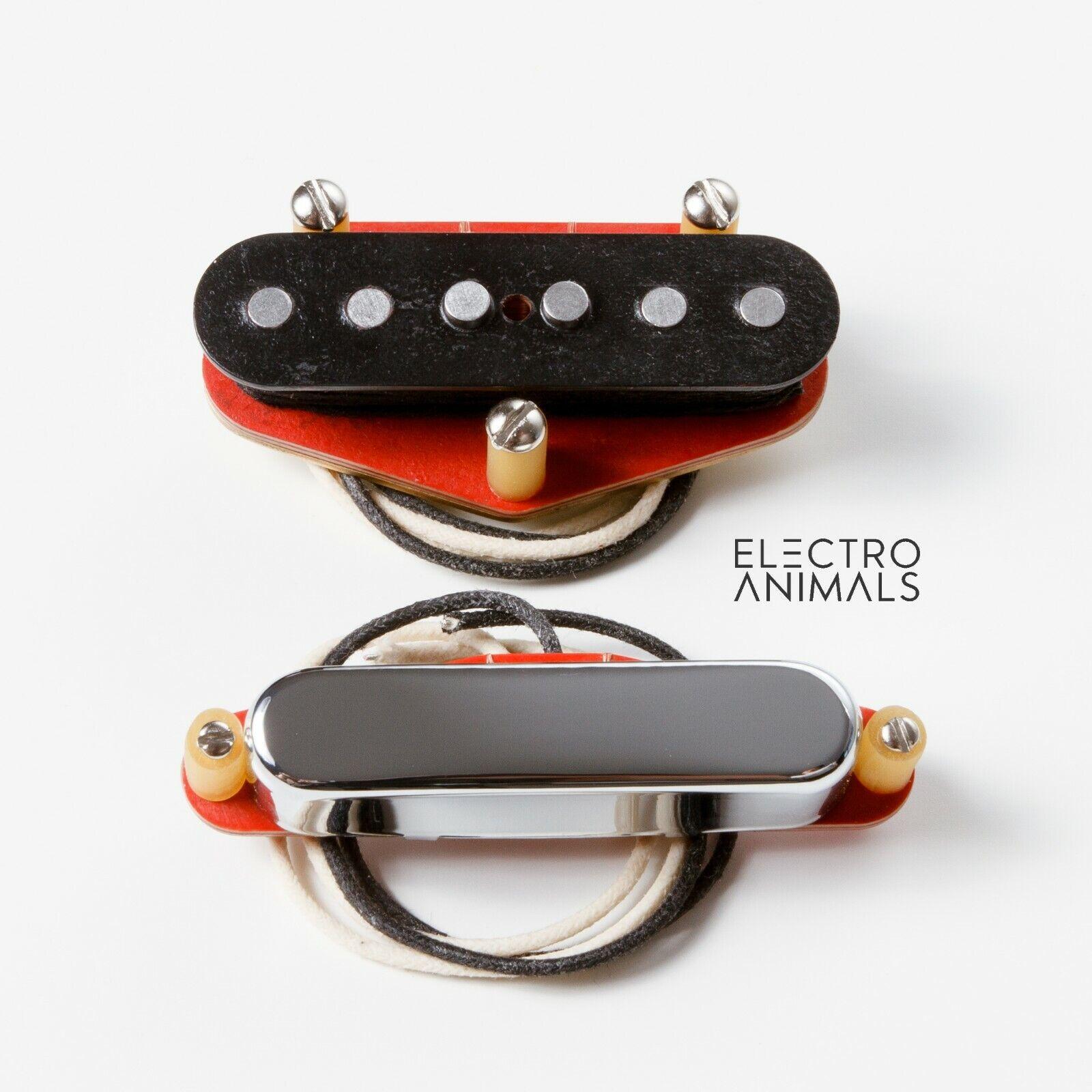 Telecaster Tiger Rock pickups set fit Fender Telecaster tele pickups AlNiCo5