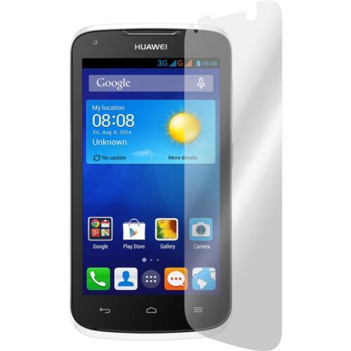 2 x protector de pantalla mate para Huawei Ascend y520 lámina