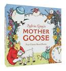 Sylvia Long's Mother Goose: Four Classic Board Books by Chronicle Books (Board book, 2016)