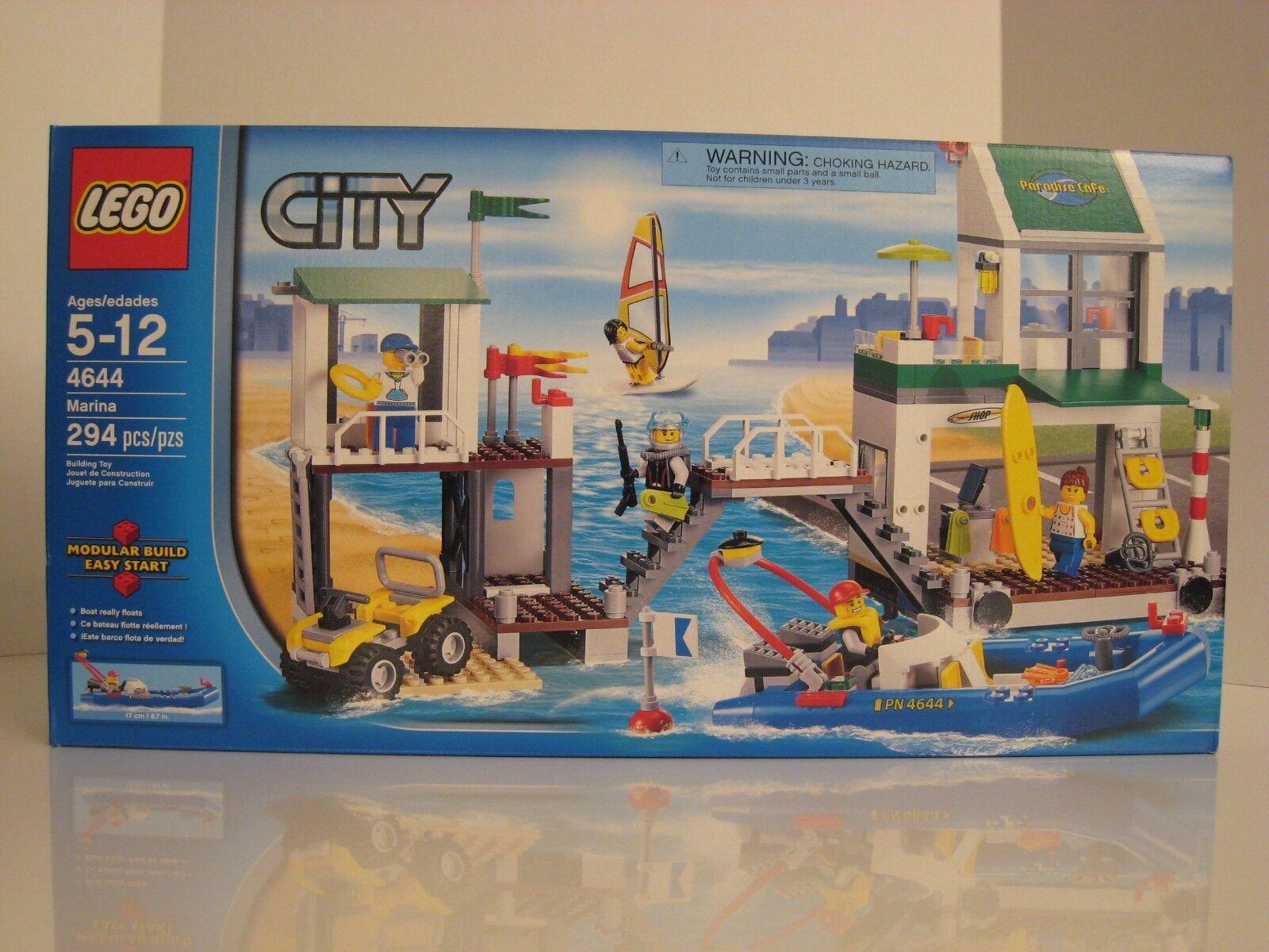 LEGO 4644 The Marina, New and Factory Sealed