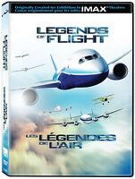 Legends Of Flight (dvd) Sealed