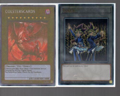 Yugi Token CT14-EN007 NEW Yugioh Card Ultra Rare Holo