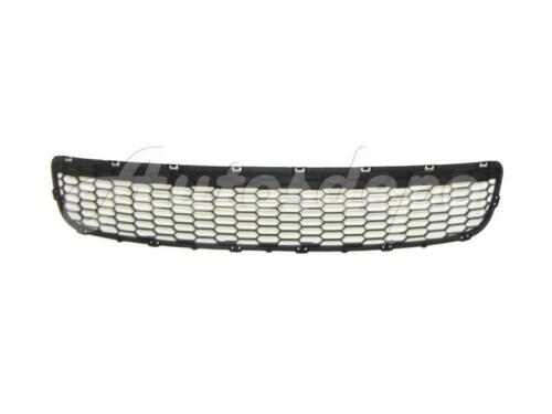 FRONT BUMPER LOWER GRILLE CENTER BLACK WITHOUT TURBO FOR 2006-2008 MAZDA 6