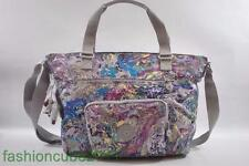 New With Tag Kipling MAXWELL Print Tote Shoulder Bag TM5439 537- Marble Multi