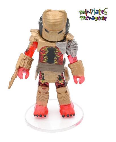 Predator Minimates TRU Toys R Us Wave 5 Lava Predator