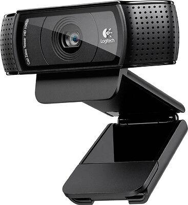 NEW Logitech - 960-000770 - HD Pro Webcam C920 from Bing Lee
