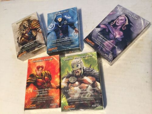 Magic Starter Decks M11 Great For Teaching welcome 2011 30-card All Five