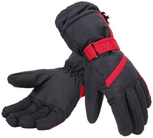 Ski Gloves Ladies Women/'s Waterproof Winter Sports Snow Snowboard Warm Mittens