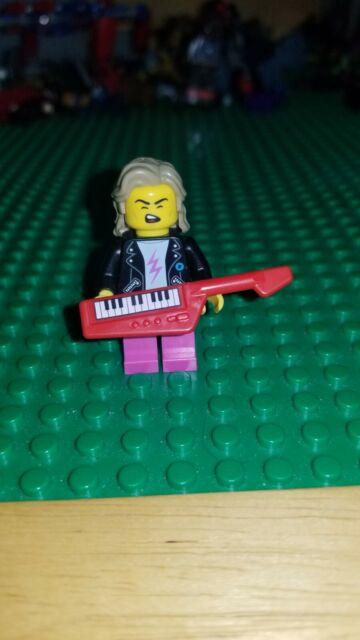 LEGO Minifigures Series 20 CMF 71027 80's Musician