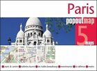 Paris PopOut Map by Compass Maps (Sheet map, folded, 2015)