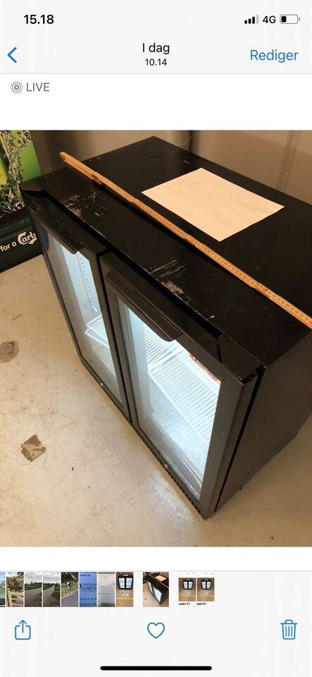 Andet køleskab, andet mærke, 200 liter