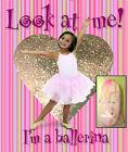 Look at Me! I'm a Ballerina by Joanna Bicknell (Hardback, 2005)