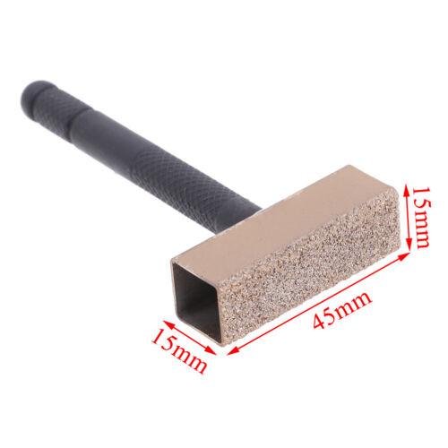 Diamond grinding disc wheel stone dresser correct tool dressing bench grinder WS