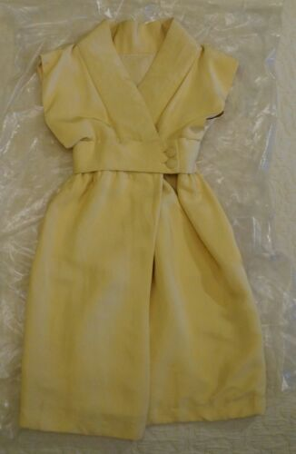 NORMAN NORELL SUPER RARE DRESS OBI 1965