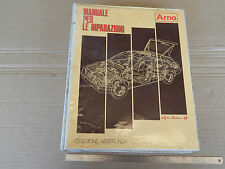 MANUALE ORIGINALE ALFA ROMEO ARNA 1983