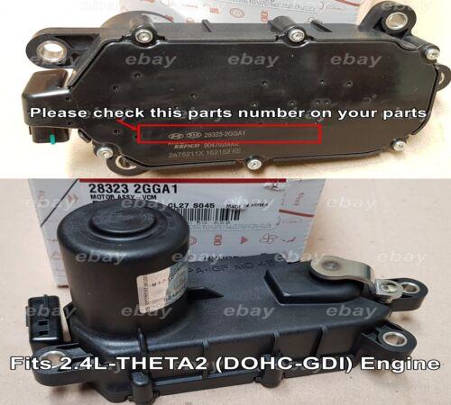 OEM 2.4L VCM Motor Hyundai Santa Fe Tucson ix35 2016 #283232GGA1 Sonata 2015