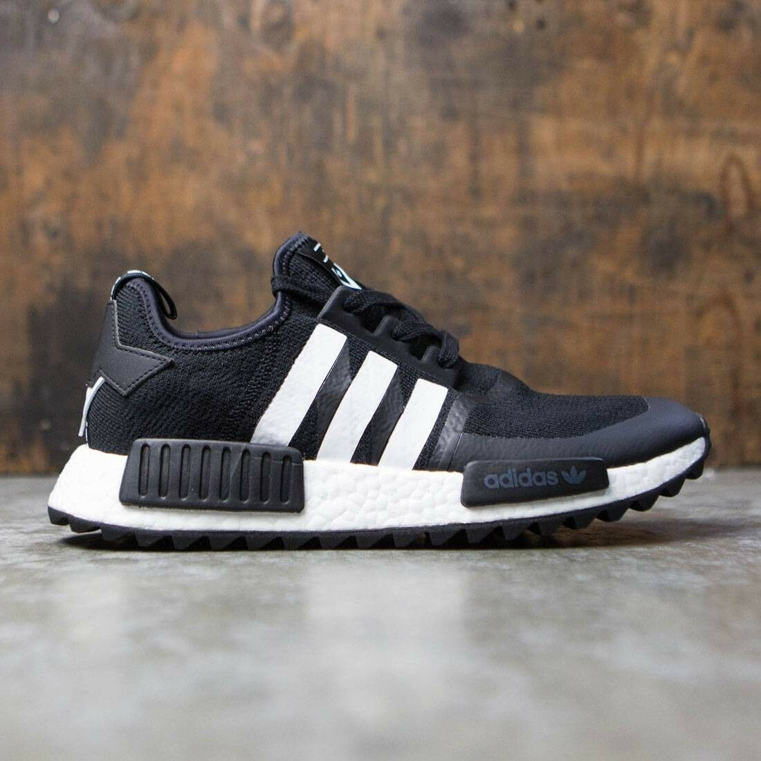 Adidas WM NMD Trail PK Black White Size 12. ba7518 yeezy ultra boost