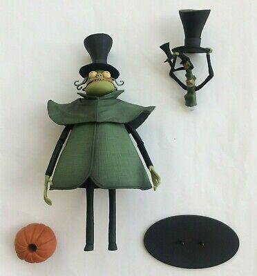 Neca The Nightmare Before Christmas Series 6 Mr Hyde Action Figure Ebay Only seen in his hyde form, he keeps two smaller versions of himself underneath his hat. ebay