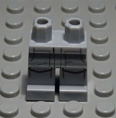 842 # Lego Figur Zubehör Beine Hose Schwarz mit Dekor aus Star Wars