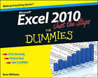 Excel 2010 Just the Steps For Dummies by Diane Koers (Paperback, 2010)