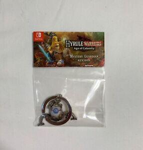 Hyrule Warriors Age Of Calamity Zelda Mystery Guardian Keychain Gamestop Promo Ebay