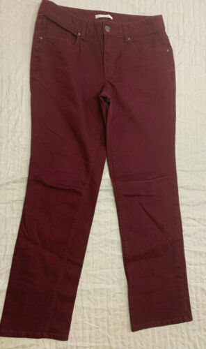 CHRISTOPHER BANKS WOMENS JEANS PANTS SIZE 8