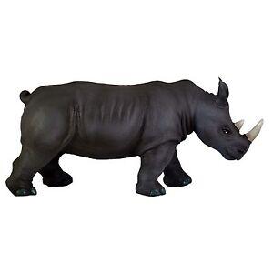 Rhino-Rhinoceros-15-034-36cm-Soft-Stuffed-Rubber-Play-Toy-Africa-Safari-Muesum