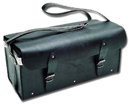 Borsa valigia valigetta attrezzi IDRAULICO elettricista similpelle colore nero