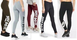 Haut-femme-NIKE-JDI-Leggings-Leggins-Pantalon-De-Survetement-Pantalon-De-Jogging-Running-Pantalon-De