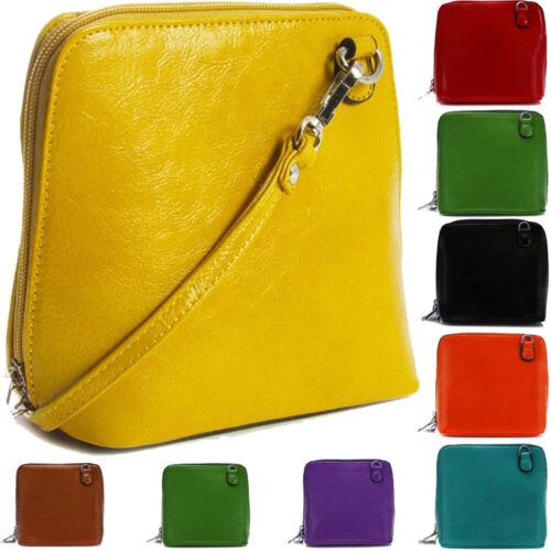 Fashion Ladies Faux Leather Mini Cross Body Messenger Bag Women Shoulder Tote Sa