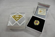 2015 Royal Canadian Mint - $100 Gold Coin: Superman Comic Book Covers #4 (1940)