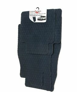 Volkswagen-Caravelle-T25-Tailored-Quality-Black-Rubber-Car-Mats