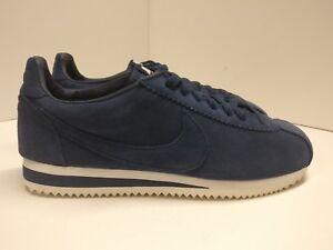 Nike Cortez Classic Se 5 Midnight 902801 5 Uk Navy 400 Bg6qxB