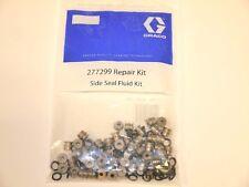 277299 Side Seals Stainless Steel 50 Ea Graco Fusion Air Purge Gun Ap