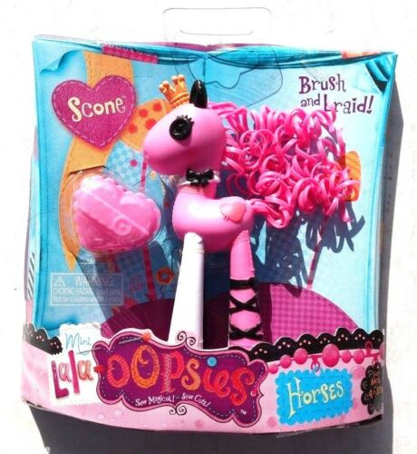 "New Lala Loopsies Horses Horse ""Scone"" Toy"