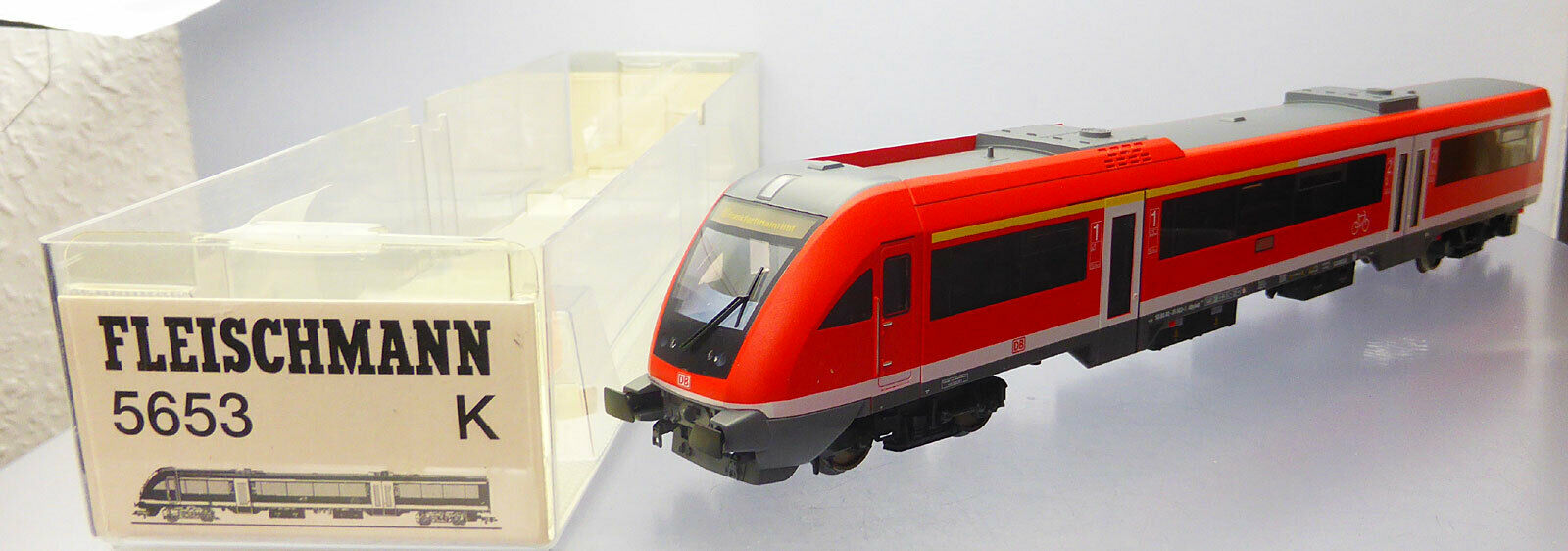 Fleischuomon 5653; trasporto localeautorello fiscale modalità DB in OVPk515