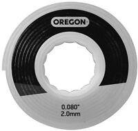 "3 Pk .080"" Oregon Gator Speed Load String Trimmer Line Disk - Bolens Bl110 Ryobi"