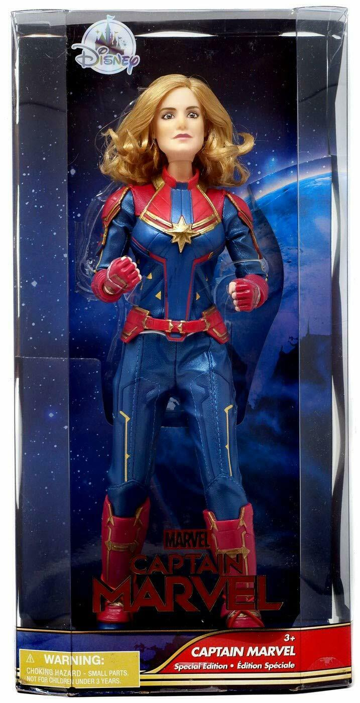 Marvel Captain Action Figure Special Edition - 10