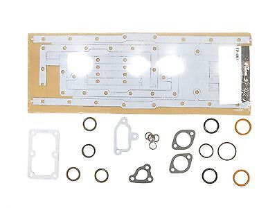 Other Heavy Equipment Parts & Accessories New Fp Diesel Central & Lower Gasket Set Fp-1411022 For Caterpillar 771d 3508e Delaying Senility