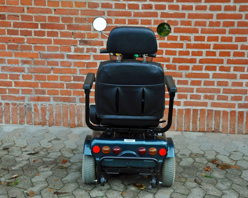 El-Scooter Calypso, 2004, Blågrøn