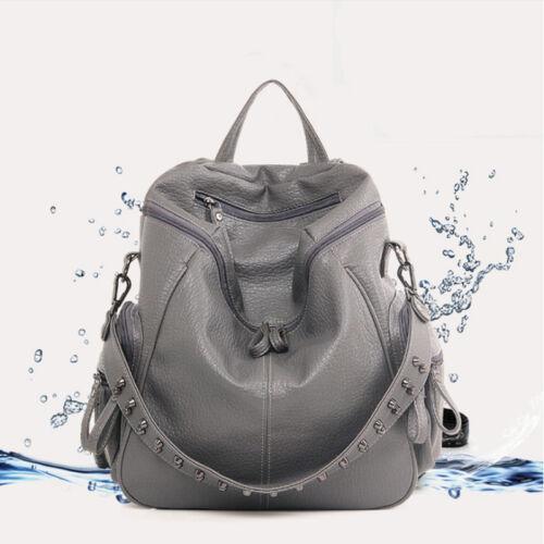 Womens Handbag Leather Backpack Messenger Shoulder Tote Crossbody  Satchel Bag