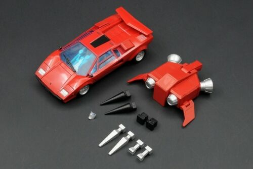 New BadCube Toy Transformers BC OTS-14 Warrior Steamroll Sideswipe In Stock