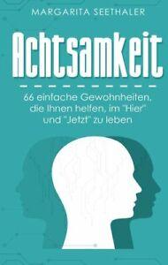 Achtsamkeit-Buch