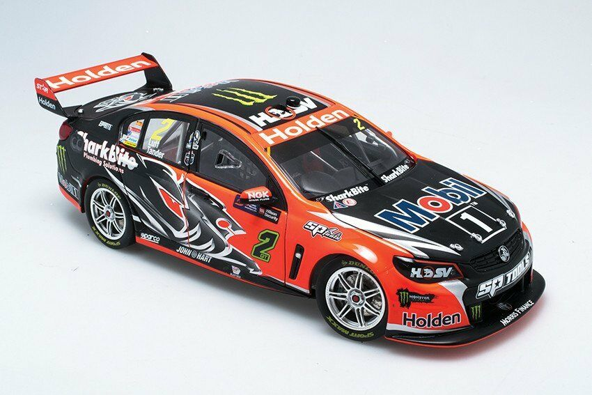 1 18 Biante - 2016 Sandown 500 Winner - Holden VF Commodore - HRT - Tander Luff